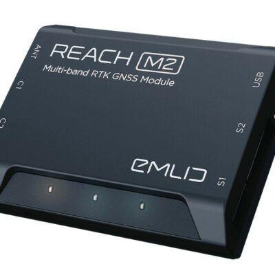 Emlid reach M2 rtk GPS GNSS receiver