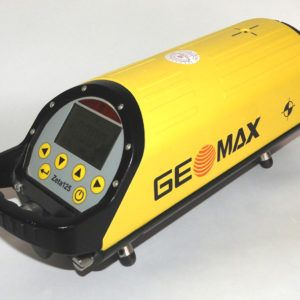 GeoMax Zeta125 Pipe Laser