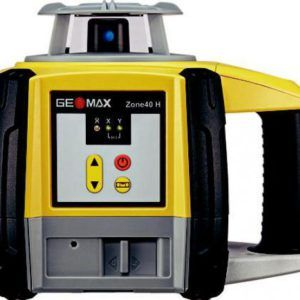 GeoMax Zone40 H Rotary laser