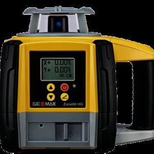 GeoMax Zone60 HG Rotary laser