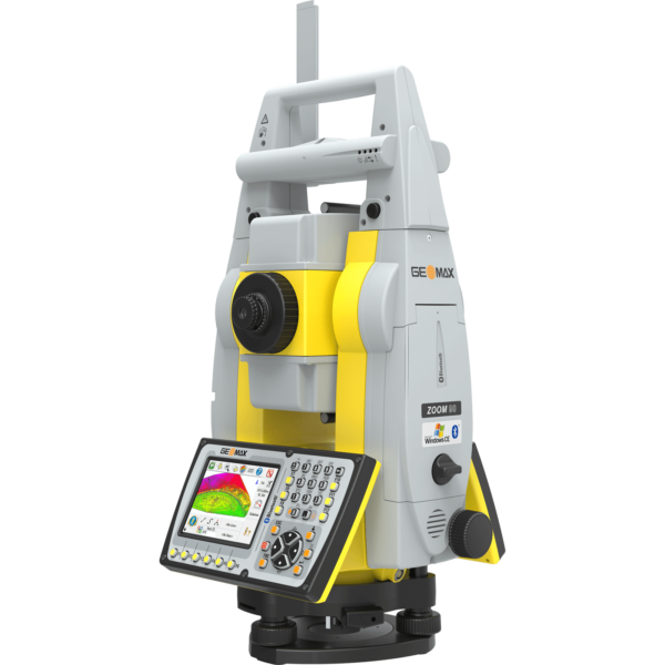 GeoMax Zoom 90 robotic total station