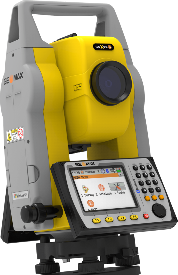 GeoMax Zoom 40 total station