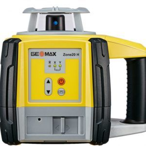 GeoMax Zone20 H Rotary laser