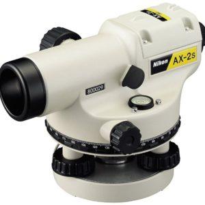 Spectra Nikon AX-2s auto leveler