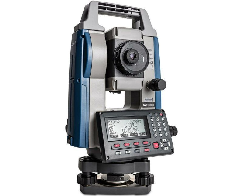 Sokkia IM total station