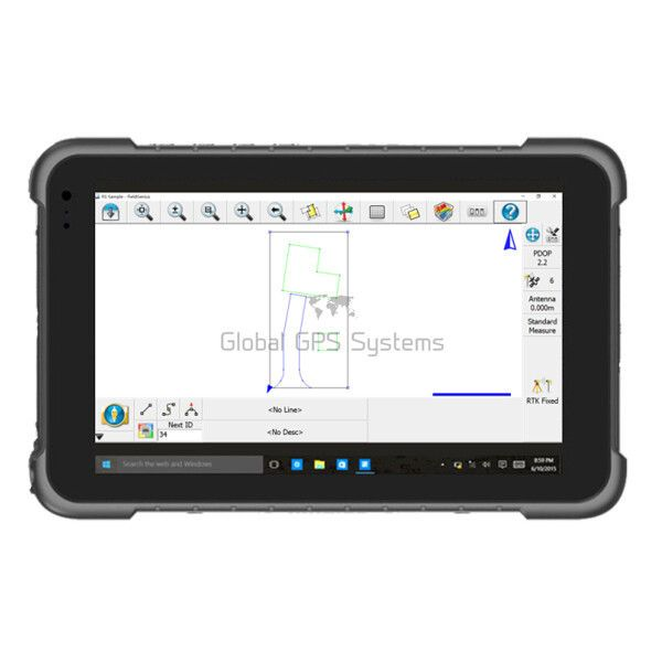 South HR842 Tablet Data collector
