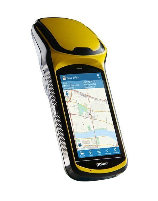 South X6 Handheld RTK GPS GNSS receiver data collector