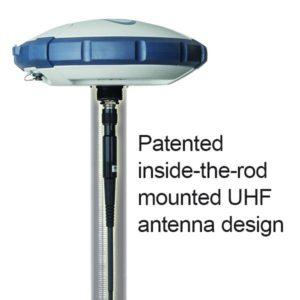 Spectra geospatial SP60 RTK GPS GNSS receiver