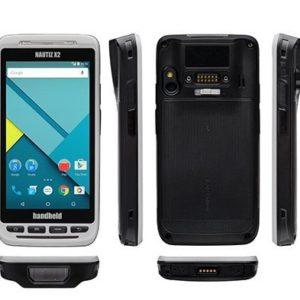 Handheld nautiz X2 data collector