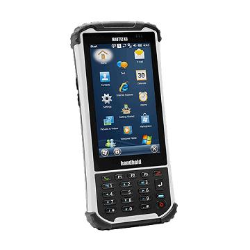 Handheld nautiz X8 data collector