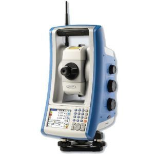 Spectra Focus 35 robotic total station