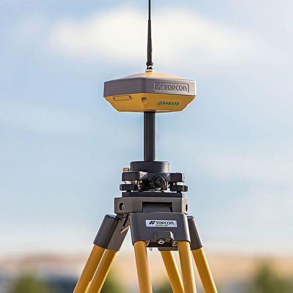 Topcon HiPer VR RTK GPS GNSS receiver
