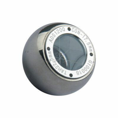 25.4mm silver-coated prism ball