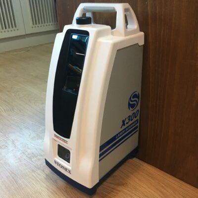 Stonex X300 laser scanner