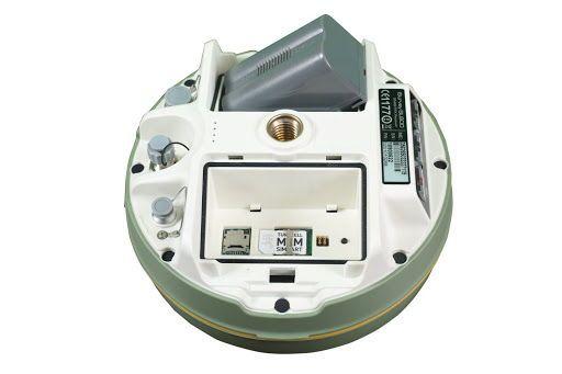 Satlab SL600 RTK GPS GNSS Receiver