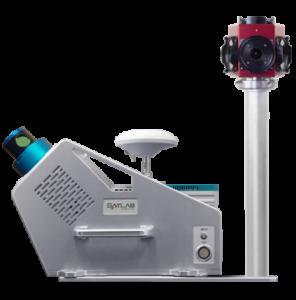 Satlab SLS-1 Mobile laser scanner