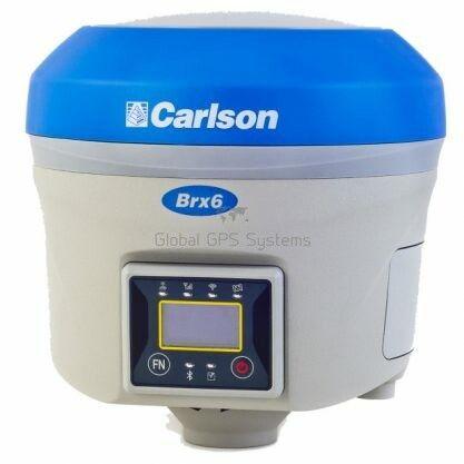 Carlson BRx6 RTK GPS GNSS receiver
