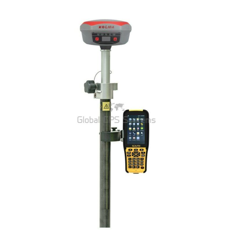 Kolida K1 Pro RTK GPS GNSS receiver rover set with H5