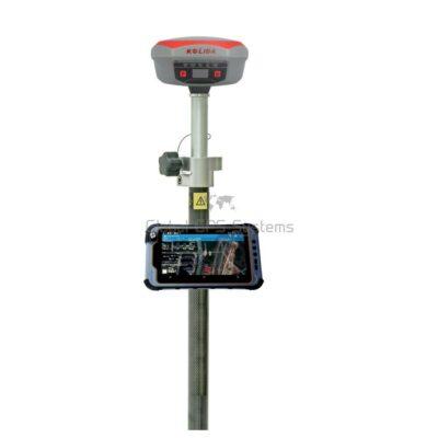 Kolida K1 Pro RTK GPS GNSS receiver rover set with N80