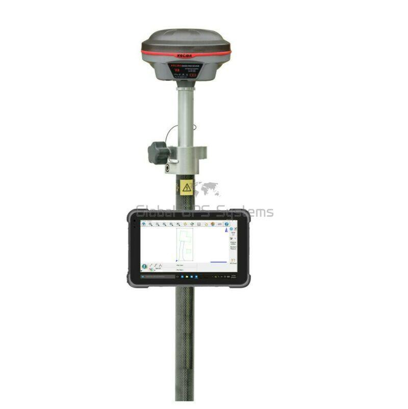 Kolida K3 PLUS Infinity RTK GPS GNSS receiver rover set with HR842