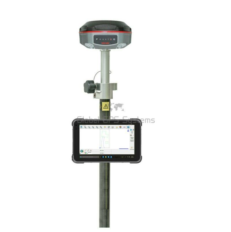 Kolida K5 UFO IMU RTK GPS GNSS receiver rover set with HR842