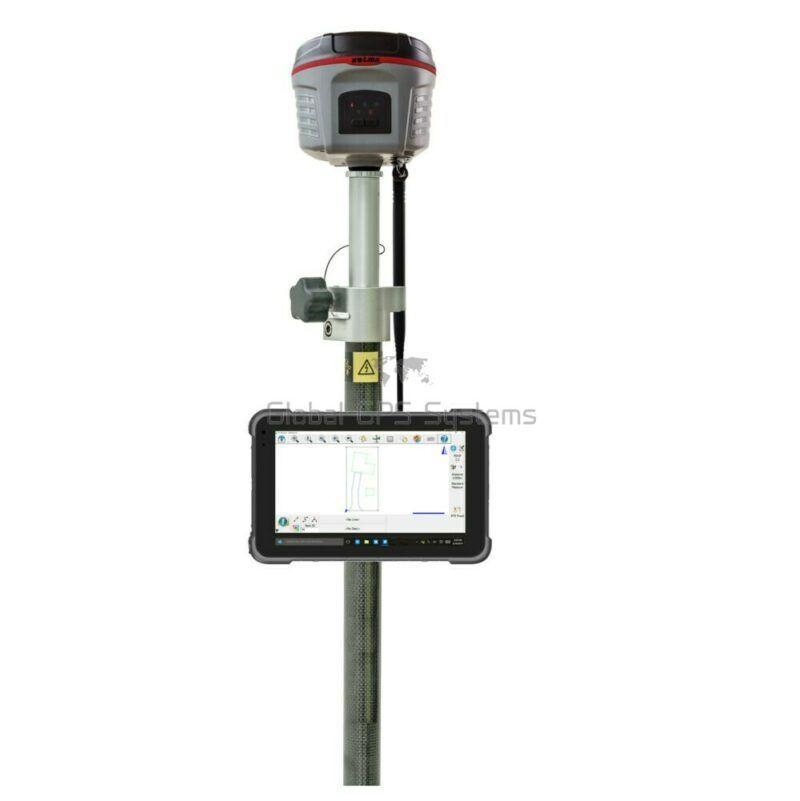 Kolida K5 PLUS Infinity RTK GPS GNSS receiver rover set with HR842