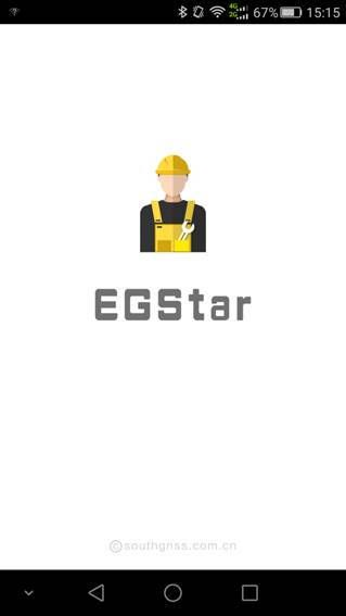 South EGStar android GPS GNSS surveying software