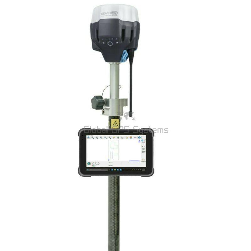 Emlid Reach RS2 RTK GPS GNSS rover set