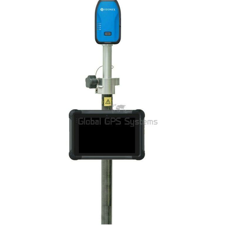 Stonex S500 RTK GPS GNSS receiver rover set with UT20