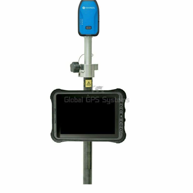 Stonex S500 RTK GPS GNSS receiver rover set with UT50