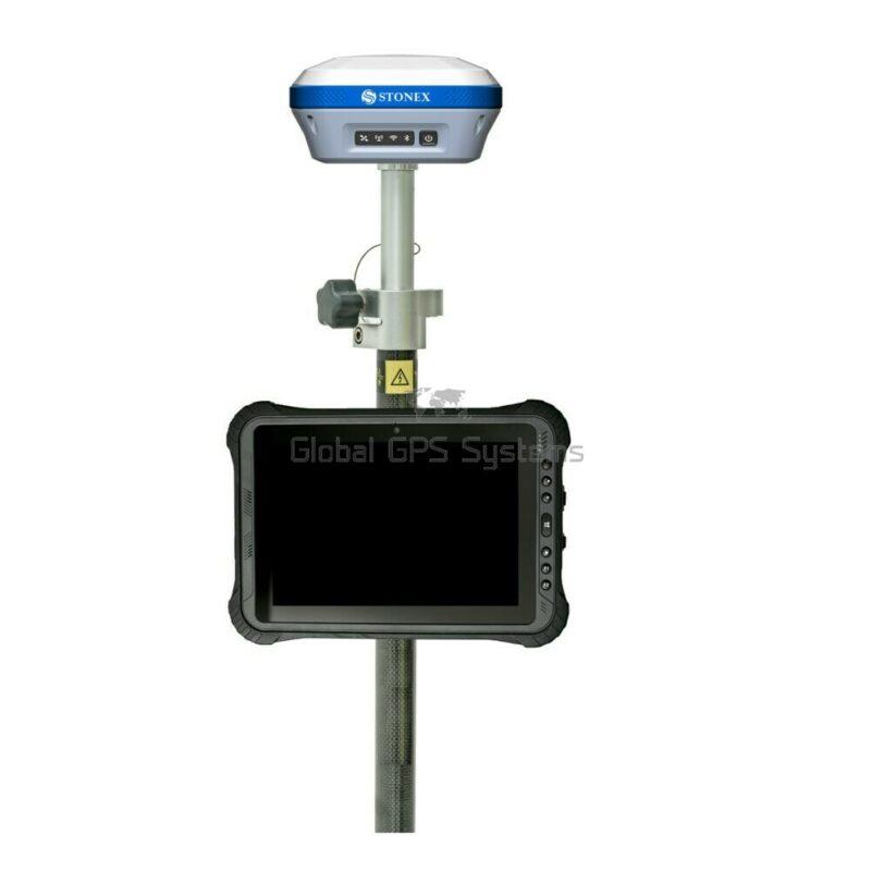 Stonex S850 S700 RTK GPS GNSS receiver rover set with UT50