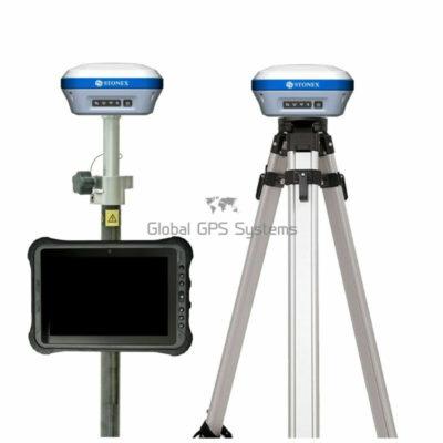 Stonex S850 RTK GPS GNSS receiver rover base set with UT50