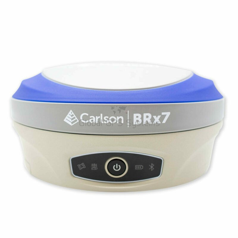 Carlson BRx7 RTK GPS GNSS receiver rover set