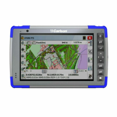 Carlson RT4 ruggedised tablet data collector