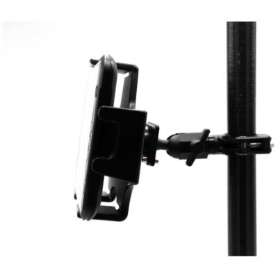 Bracket holder for 8 inch data collector tablets - pole mount