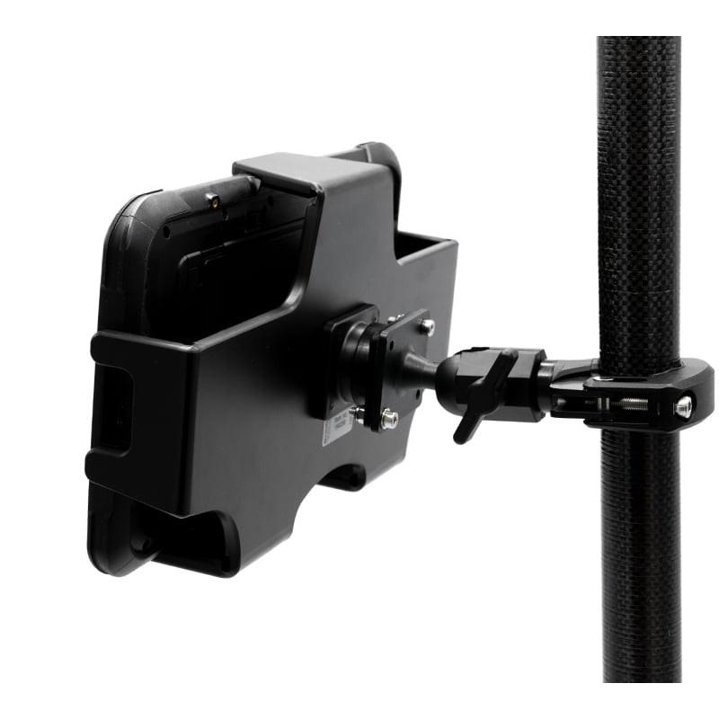 Bracket holder for 8 inch data collector tablets - pole mount