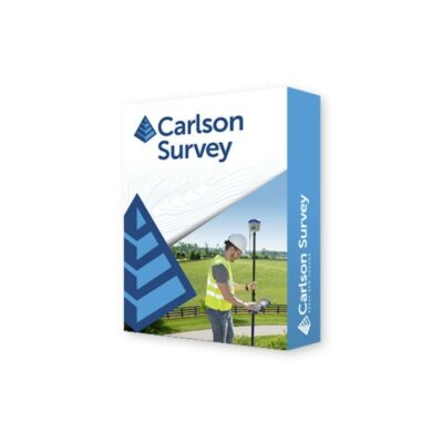 Carlson survey Application software for land surveying that manages the complete job cycle from field data collection to drafting a final plan