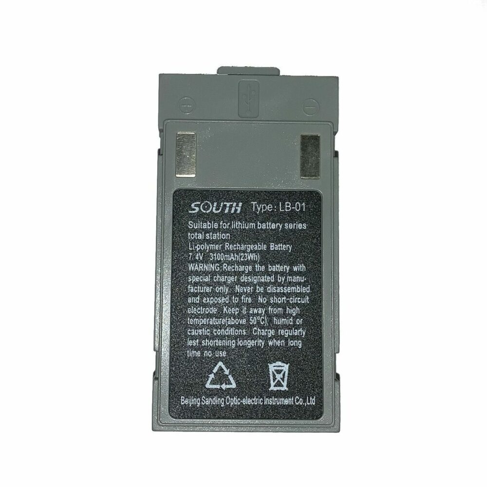 LB-01 battery for total station