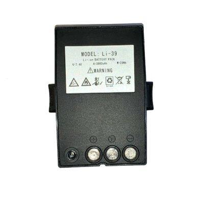Li-39 battery for total station